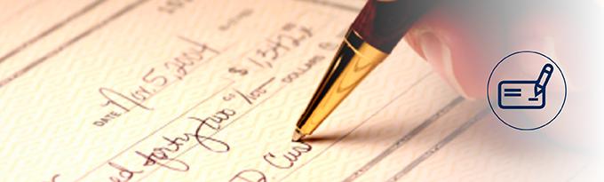 Emisiones de Cheques en Dólares
