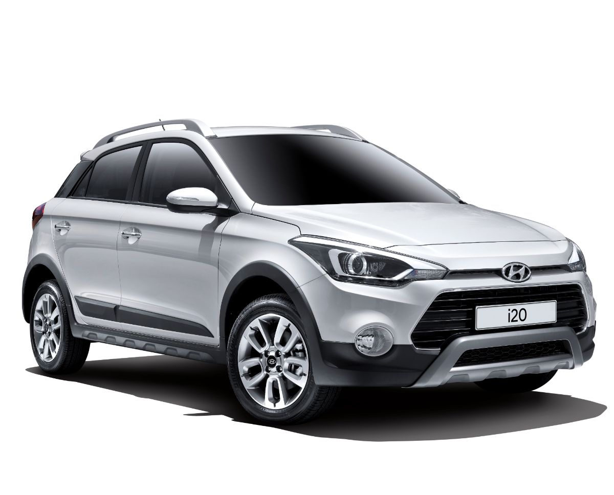 HYUNDAI I-20 ACTIVE CROSS 2018