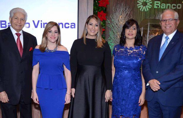 BANCO VIMENCA, CELEBRA LA NAVIDAD CON SUS CLIENTES